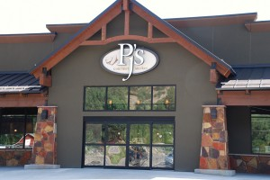 PJs Gourmet Market outside view, in Durango Colorado